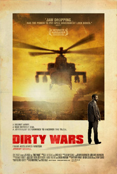 Dirty Wars Poster Download