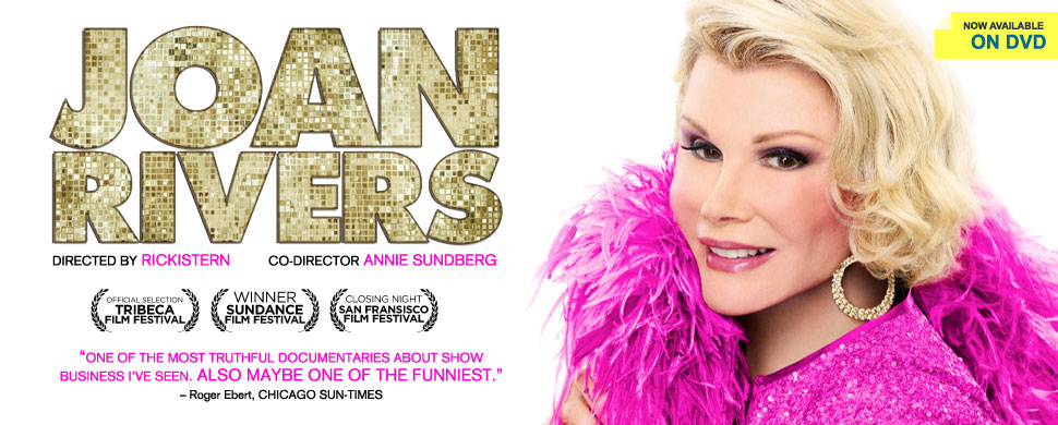 Joan Rivers – A Pie