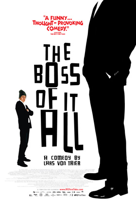The Boss of It All movie