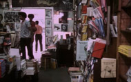 "The Black Power Mixtape Clip 4 - ""Bookstore Rap"""