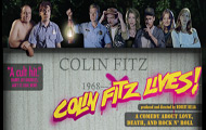 COLIN FITZ LIVES! Official Trailer